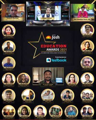 jagranjosh education awards winners copy 2