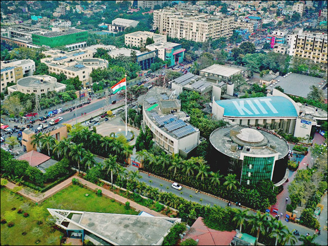 KIIT First Indian Varsity to Get Five Stars in QS Star Ratings Body Images