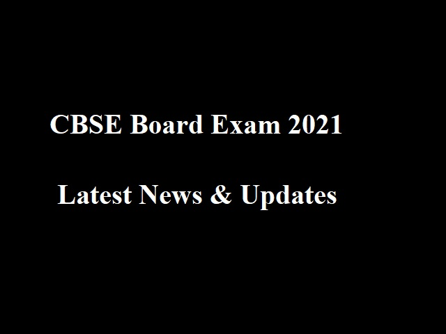 Decision On CBSE 12th Board Exam Soon After Assessing Situation Due To COVID-19- Check All Latest Updates!