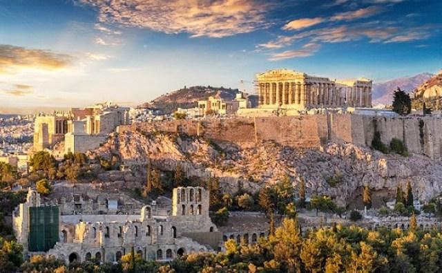एथेंस