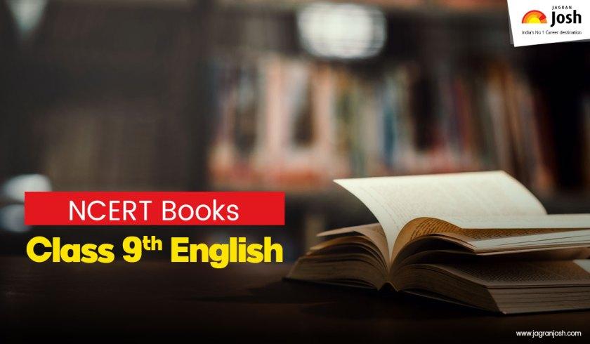 Josh article ncert books for class 9 english