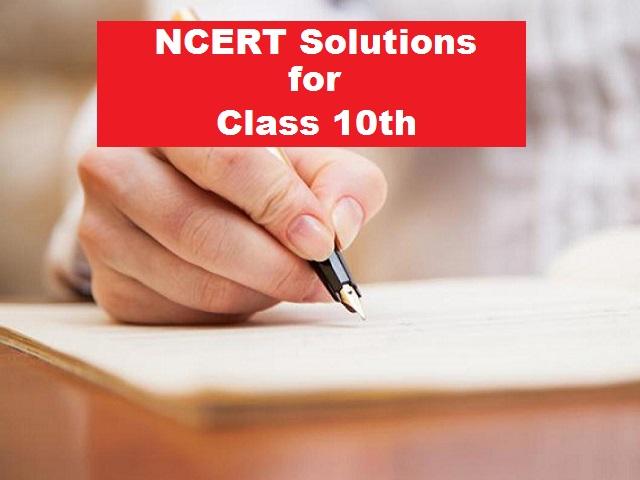 class10 ncert solutions