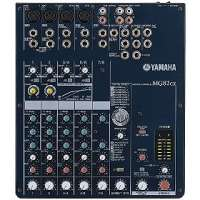 Yamaha MG82CX mixer built-in compressor