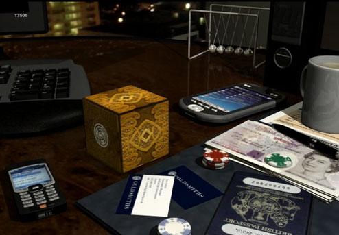 Synapsis Game Screenshot