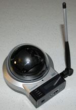 Linksys Wireless PTZ Camera