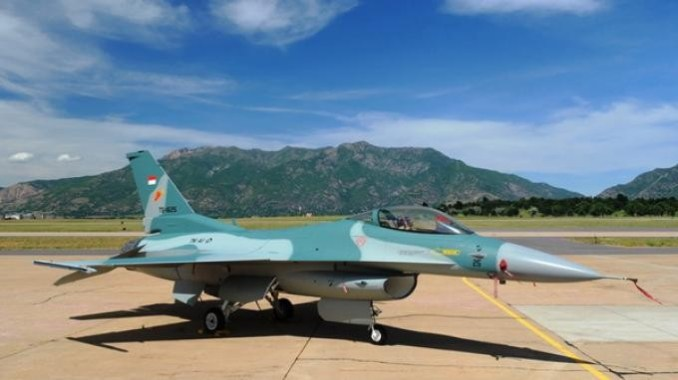 Image result for indonesian f-16