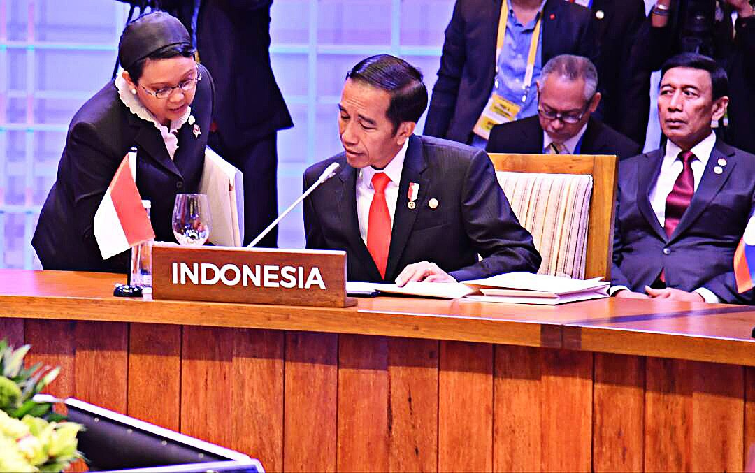 Rohingya crisis could affect ASEAN stability: Jokowi