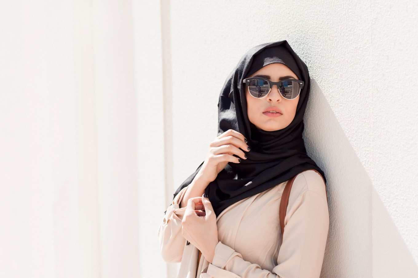 Global hijabista style, from the Afghan burqa to the cover of a fashion magazine