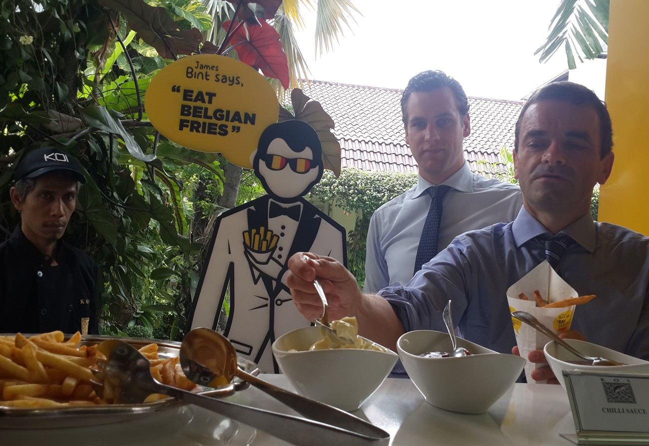 Belgium to join Indonesian food expo to boost fries exports