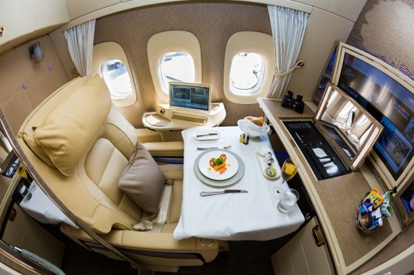 How to fly the best first-class seats, cheaper than ...