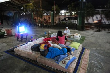 Malaria hits Lombok residents, raising concerns for quake survivors