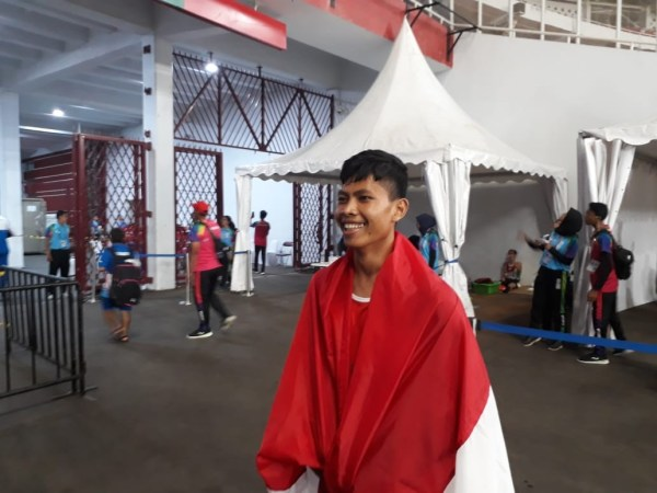 Asian Para Games: Sapto wins Indonesia's eighth gold ...