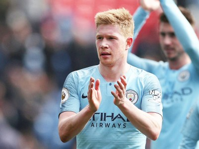 De Bruyne Hails Manchester City Display In Win Over Chelsea - Sports - The  Jakarta Post
