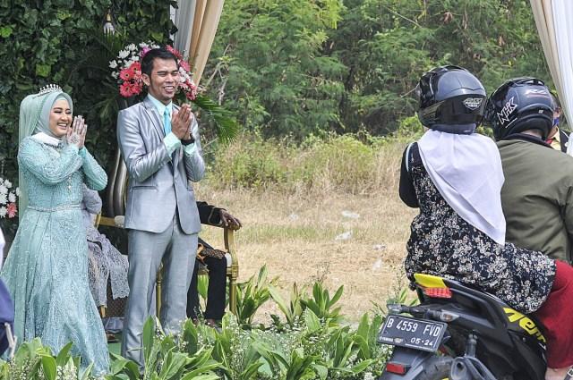 Jakarta May Allow Public Wedding Receptions Starting Next Week City The Jakarta Post