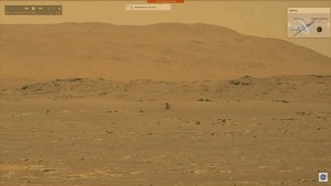 The ingenious helicopter successfully flew on Mars: NASA – Science & Tech