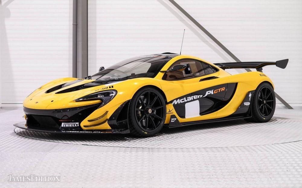 Hasil gambar untuk McLaren P1