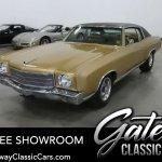 1970 Chevrolet Monte Carlo In Kenosha Wi United States For Sale 11078219