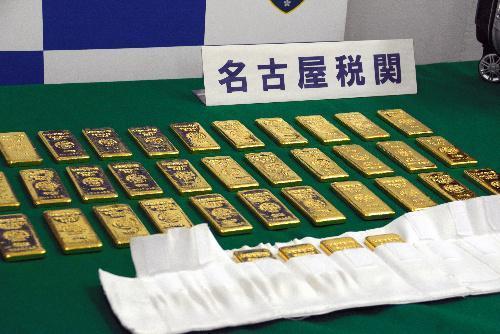走私黃金被逮到?「犯咗法又點喎」 - Japhub - 日本集合