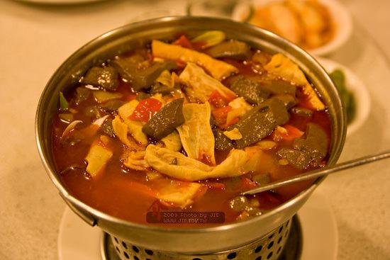 川菜麻辣鍋