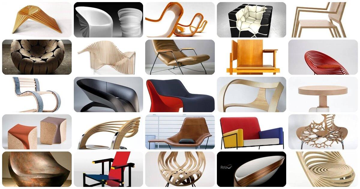 Chair design D