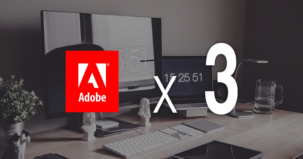 Adobe登入帳號說明