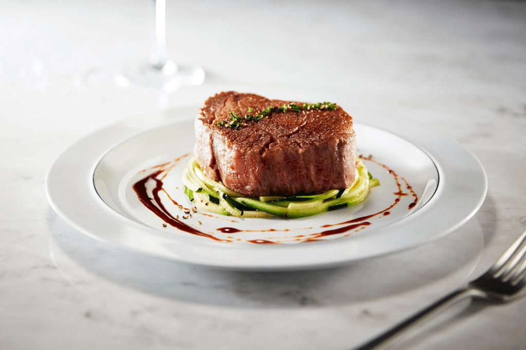 精緻牛肉美食素材