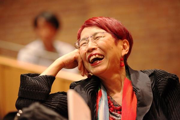 「上野千鶴子」の画像検索結果