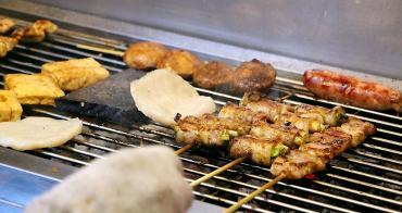 爐滋魁烤肉,醬汁溫和頗耐吃,價格與產品品質相符。