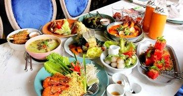 台中西屯,WOO 泰式料理市政店,台中浮誇華麗風格餐館再一發!