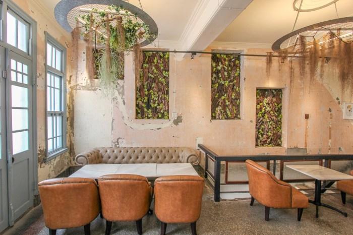 台南中西,餐點有新意,老宅風格讓你處處皆美拍的熨斗目花珈琲 cafe WUDAO。