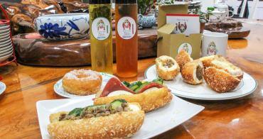 台中烏日,茶奶奶手作點心~輕食新選擇營養三明治。