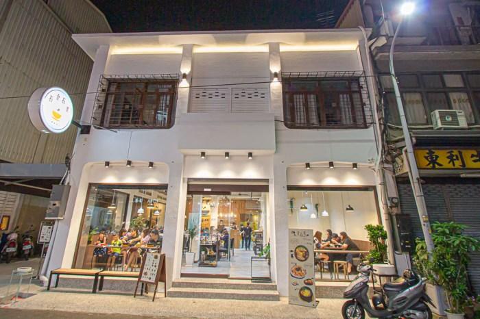 台中豐原,石全石美石鍋專賣!平實韓式料理,唯美白色系建築好好拍。