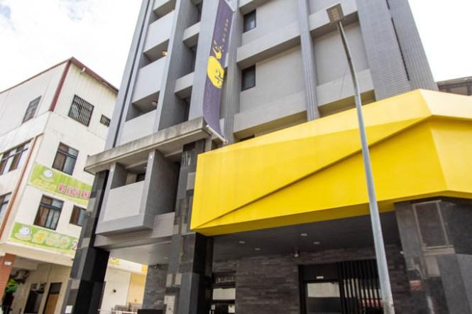 台中住宿,逢甲25行館~小巧精緻的平價旅館,近朝馬及逢甲商圈。