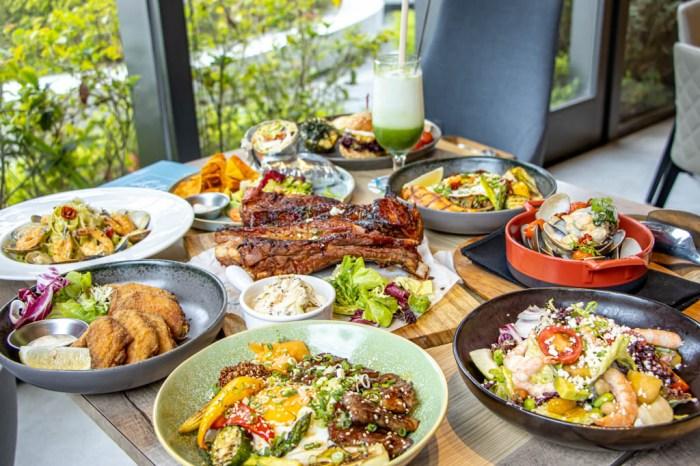 台中北屯區,挑高舒適寬敞的用餐空間,Bistro88 light 台中崇德店。