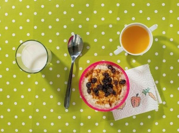 Фото: Интересные фото: что едят дети на завтрак в разных ...