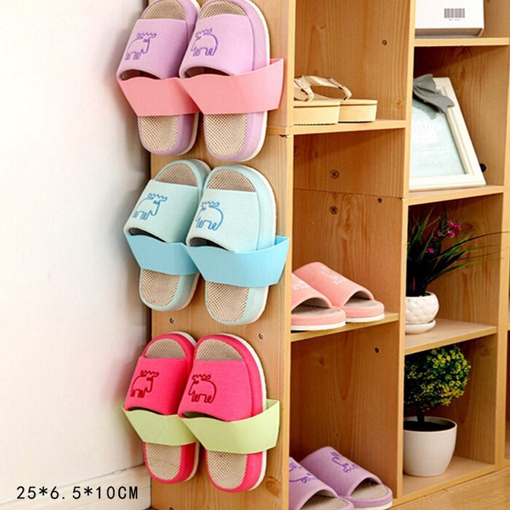 separated living room bathroom wall shoes storage rack wave stereo shoe rack wall shelving