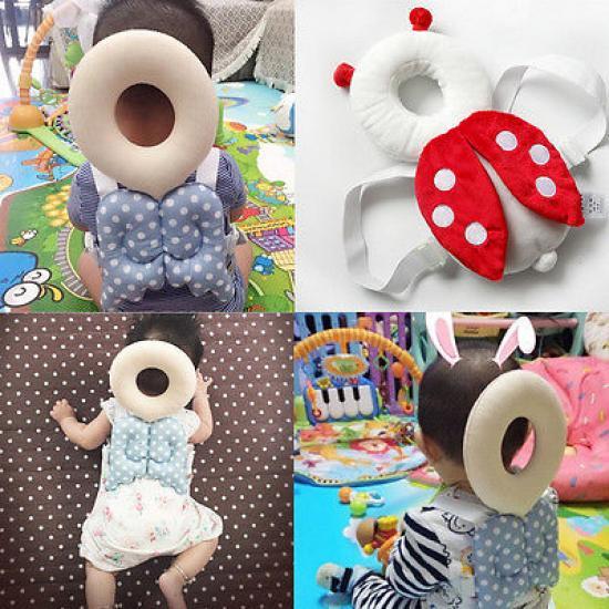 nursing drop resistance wing head protection toddler pad neck pillow hot baby headrest nursing