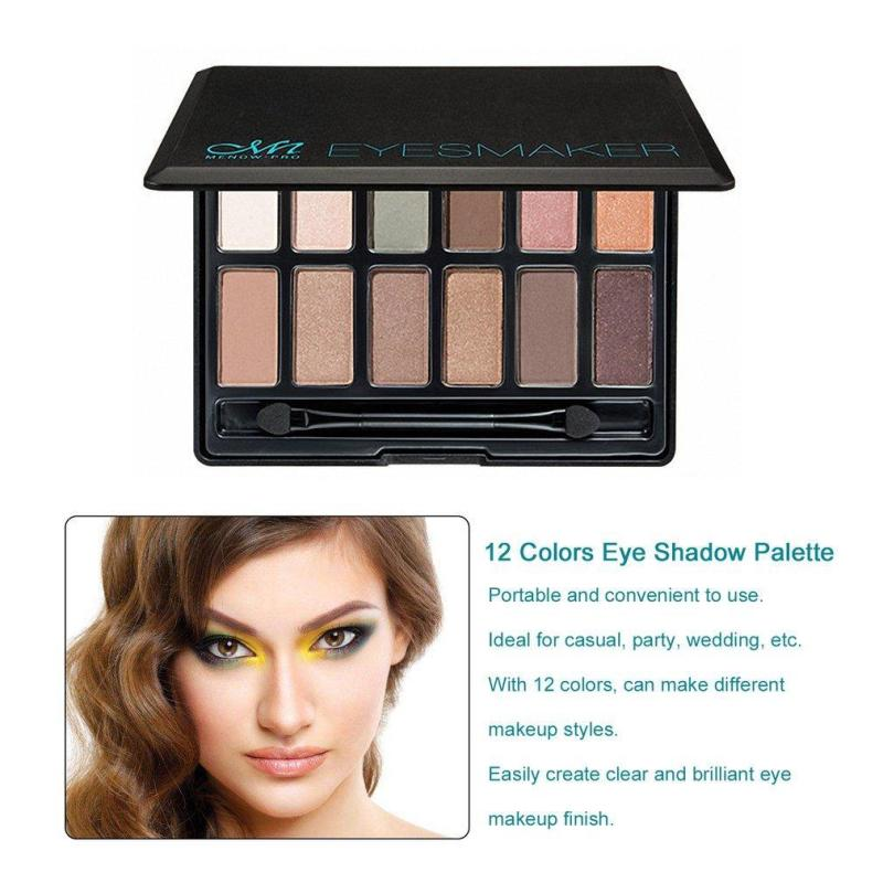 Menow Brand Eye Shadow Palette