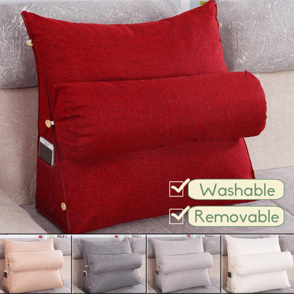 adjustable lumbar cushion back support pillow cushion office sofa seat supports rest neck sofa waist