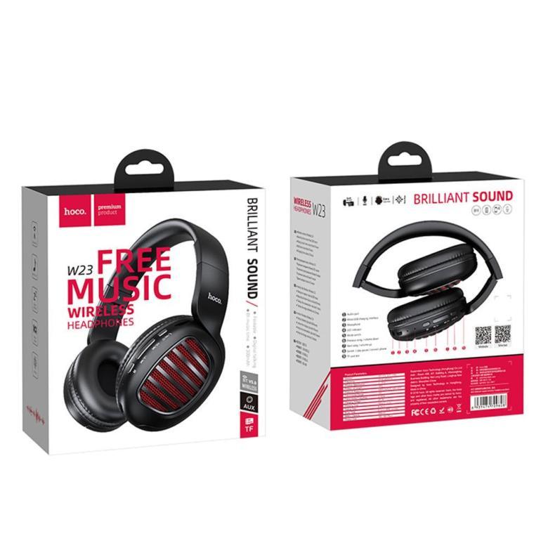 Hoco W23 Bluetooth 5.0 Wireless Headphone