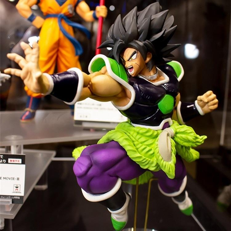 23cm Dragon Ball Z Broly Broli Action Figure Buy From 16 On Joom E Commerce Platform