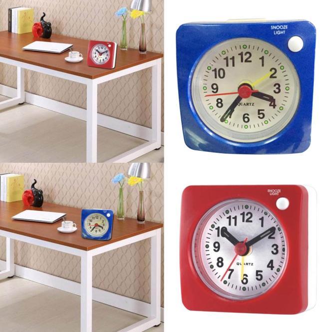 Travel Alarm Clock With Snooze Nap