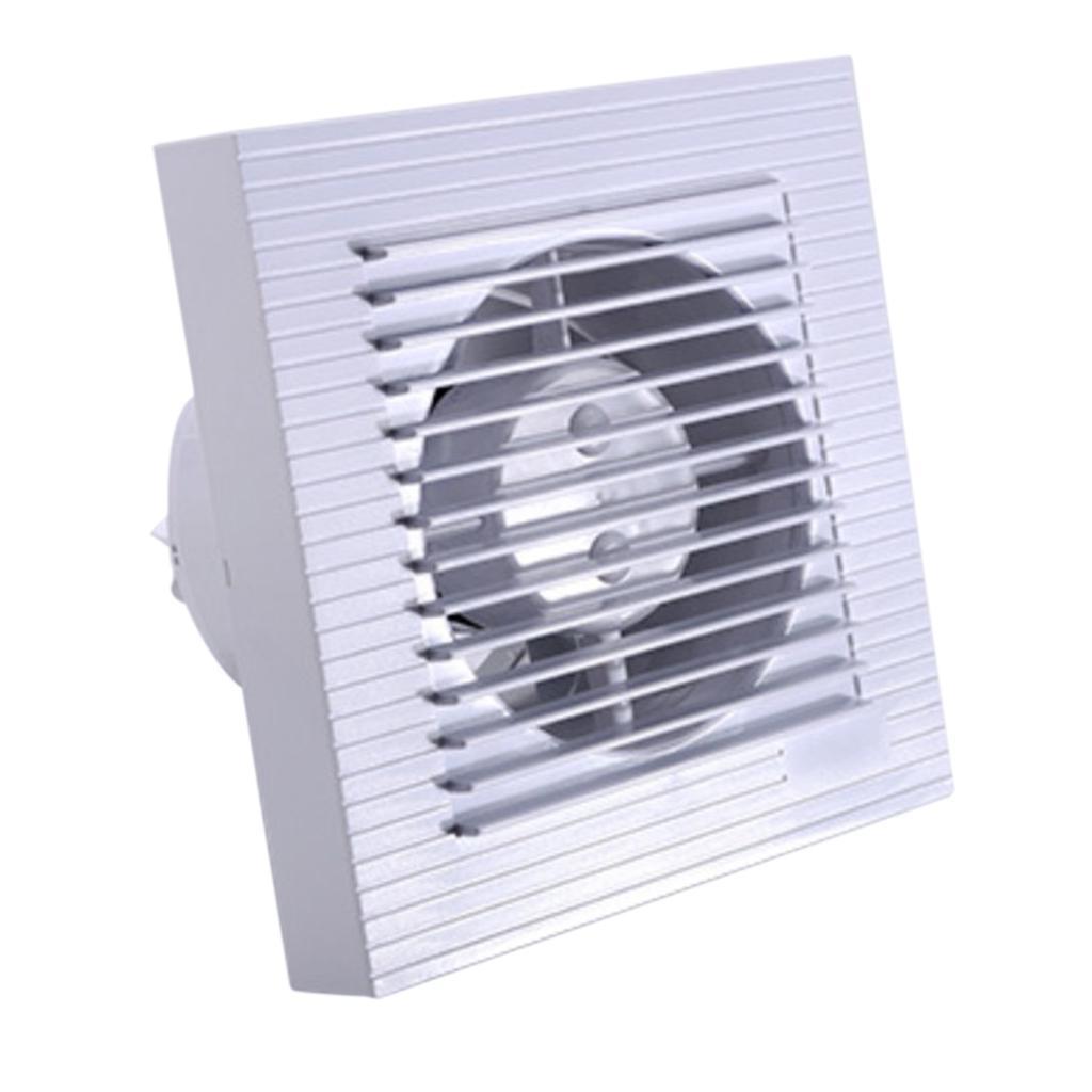 silent ventilator extractor exhaust fans blower bathroom kitchen home 4 inch