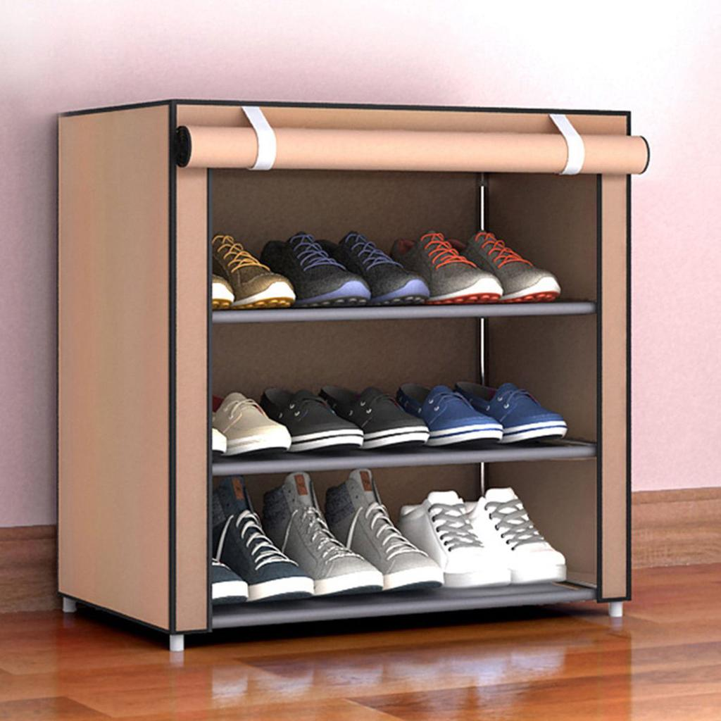 non woven fabric shoes rack shoes organizer bedroom dormitory shoe racks good