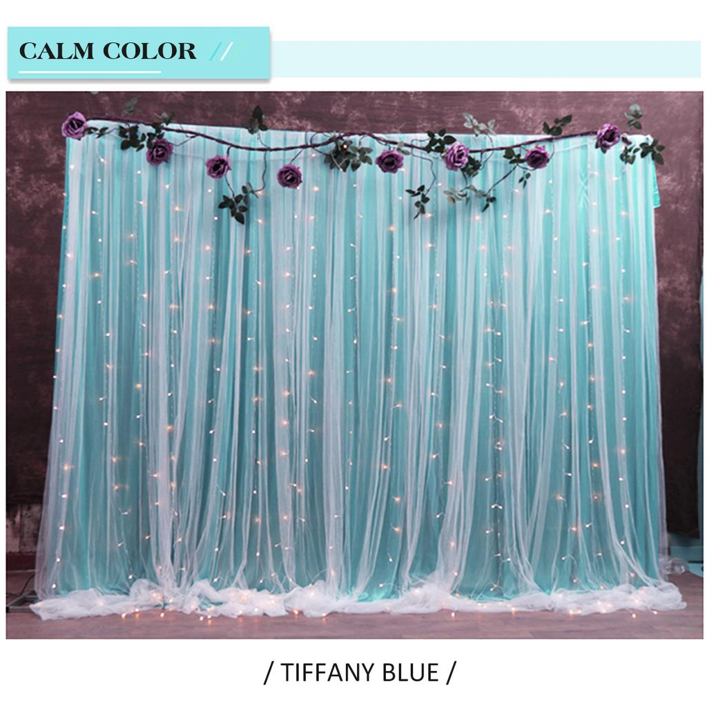 ice silk elegant wedding backdrop curtain drape wedding supplies curtain background for party event buy at a low prices on joom e commerce platform