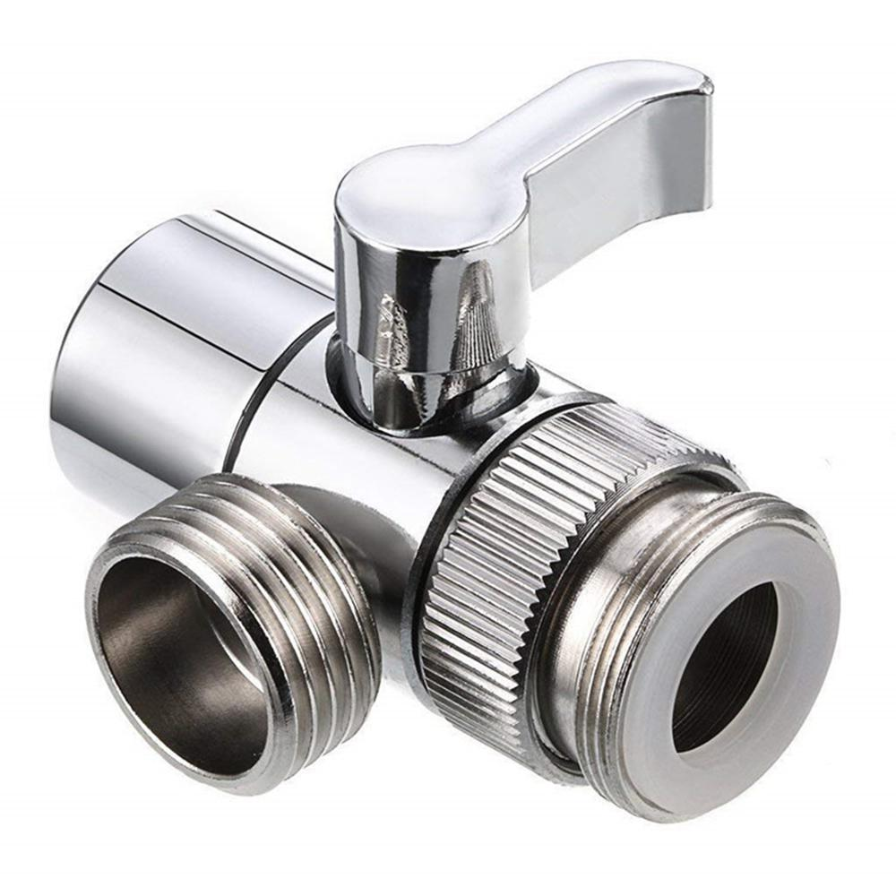 switch faucet adapter kitchen sink splitter diverter valve water tap connector toilet bidet shower