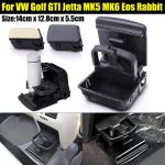 Car Central Console Armrest Rear Cup Holder Box For Vw Jetta Golf Gti Mk5 Mk6 Buy At A Low Prices On Joom E Commerce Platform