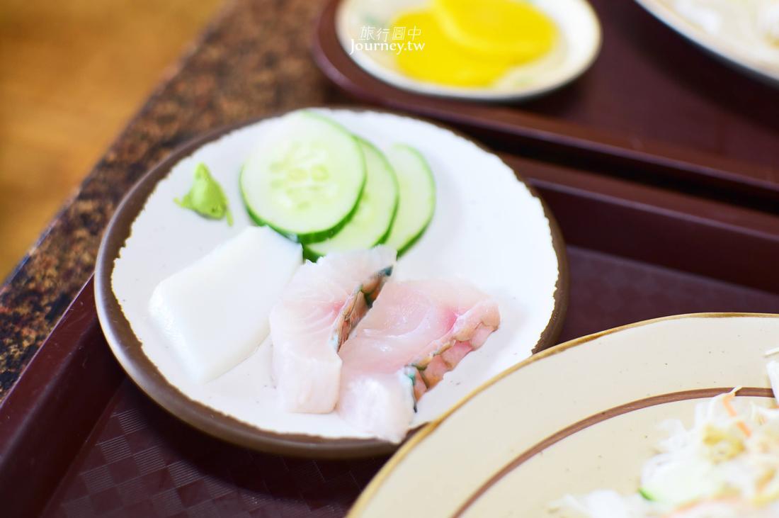 沖繩景點,沖繩美食,日式食堂,沖繩海產,國頭村