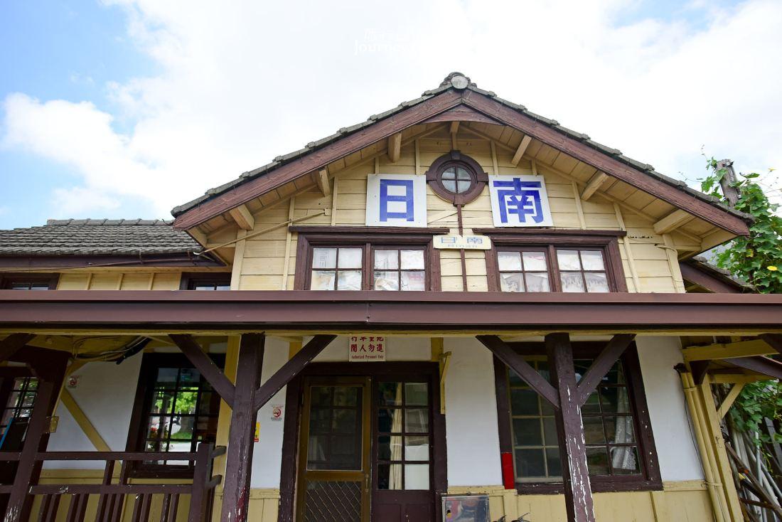 日南車站,台鐵海線,木造車站,大甲區,秘境車站