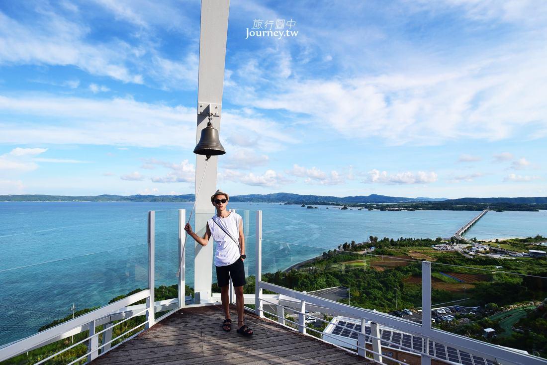 沖繩,沖繩景點,沖繩自駕,古宇利島,古宇利景點,古宇利海洋塔,Kouri Ocean Tower,古宇利大橋